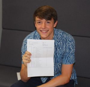 A level exam results 2016 Lewis
