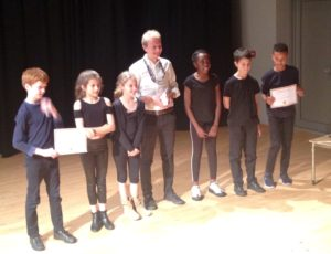 Shakespeare Competition 1
