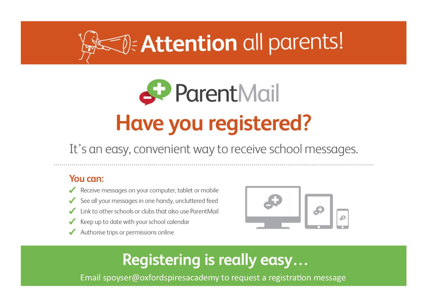 registration advert